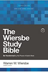 NKJV, Wiersbe Study Bible, Red Letter: Be Transformed by the Power of God's Word Kindle Edition