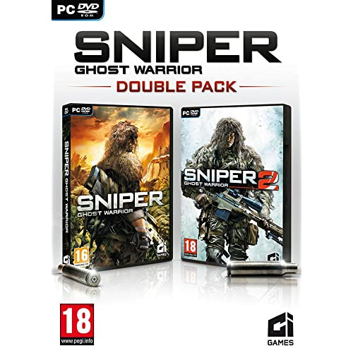 Sniper Ghost Warrior Double pack 1+2 pour PC