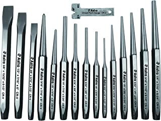 Astro 1600 16-Piece Punch and Chisel Set