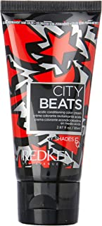 Redken City Beats By Shades EQ - Big Apple Red for Unisex - 2.87 oz, 113.40 grams