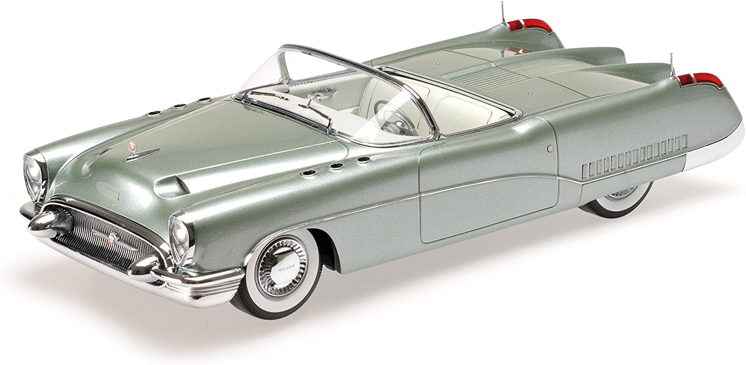 Buick Wildcat I Concept Car (Grün metallic) 1953