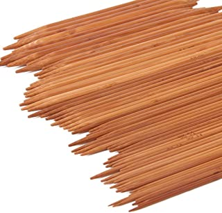 Yosoo かぎ針セット かぎ編み 編み針 編み棒 編み棒セット DIY手芸 編み物 竹編み針 手あみ針