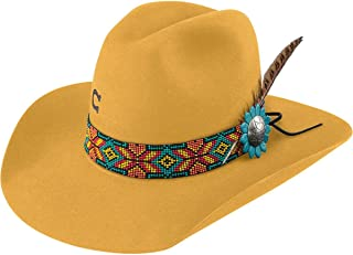 fa275ba6796 Amazon.com   200   Above - Cowboy Hats   Hats   Caps  Clothing ...