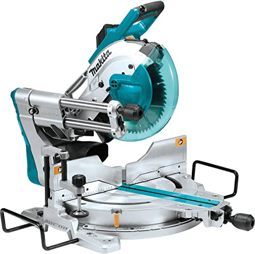 """wholesale Makita LS1019L 10"""" Dual-Bevel Sliding lowest Compound Miter Saw 2021 with Laser online"""