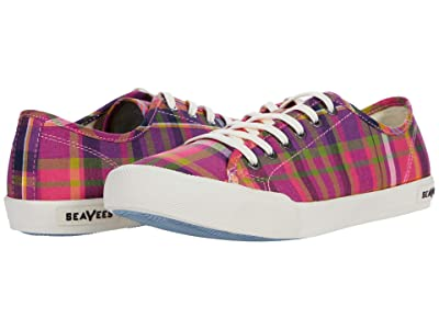 SeaVees Monterey Sneaker (Punch Madras) Women