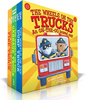 The Wheels on the Trucks: The Wheels on the Fire Truck; The Wheels on the Garbage Truck; The Wheels on the Dump Truck