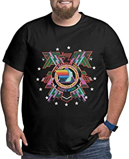 Mens Big Size Particular Hawkwind T Shirts Black