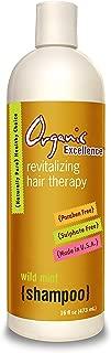 organic excellence mint shampoo