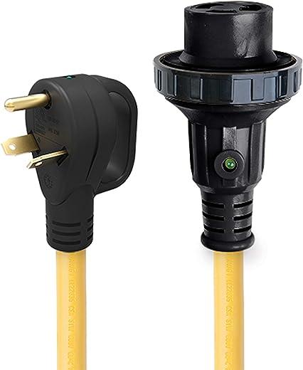 Weekender by ParkPower 30 Amp 125 Volt RV Power Cords