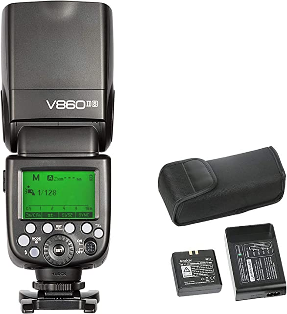 Godox V860II-S Pionero Flash de Sony cámara Flash Speedlite para Sony DSLR Camera