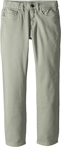 Brady Knit Slim Leg in Millennium (Big Kids)