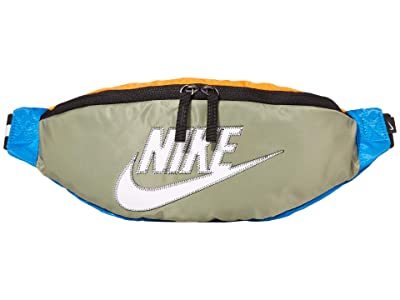 Nike Heritage Hip Pack Jersey CL (Jade Stone/Hyper Crimson/White) Bags