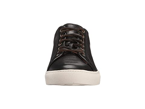 Lace Grain Frye Tumbled Black Full Low Walker ZExxqwTgB