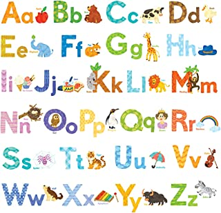 Best wall stickers alphabet letters Reviews