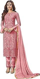 Indian Dress Wedding Party wear Salwar Kameez Heavy Net Ready to Wear Salwar Suit Pakistani