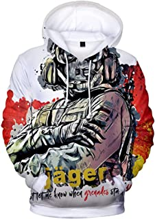 Best rainbow six pullover Reviews