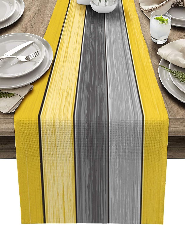 Table Runner for Kitchen Farmhouse Table Runner Dresser Scarves 13