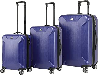 Oxford Collection Hardside 3 Piece Spinner Luggage Set