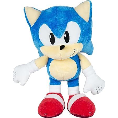 Sonic Le Hérisson t2252725e Anniversaire 30,5cm–en Peluche Sonic Classique