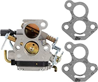 Accesorio para Motosierra, carburador Duradero de aleación de Aluminio Resistente a la corrosión, fácil instalación Aplicación Industrial para Control de automatización de Robots de