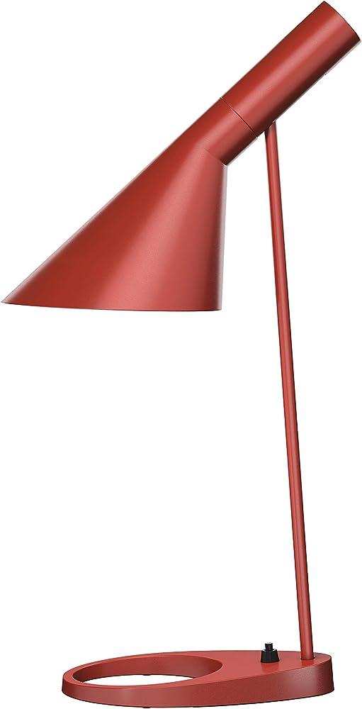 Louis poulsen,aj table lamp,lampada da tavolo,in acciaio tirato con base in zinco. 5744165646