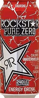 Rockstar Rockstar PureZro Wtrmln, 16 Fl oz