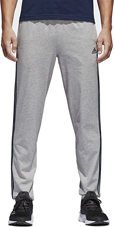 adidas Essentials 3S Tapered Single Jersey Pant