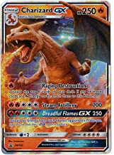 Charizard GX - SM195 - Detective Pikachu Promo Card - Holo FOIL - NM/M - 100% Guaranteed Authentic