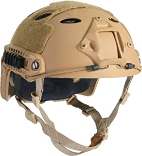DLP Tactical ImpaX Extreme Bump Helmet with Bonus Accessory Mounts