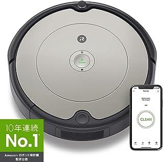【30日間お試しOK】【Amazon.co.jp限定】ルンバ 692 アイロボット ロボット掃除機 WiFi対応 遠隔操作 自動充電 グレー R692060 【Alexa対応】