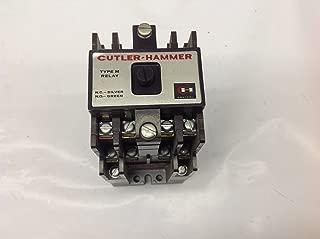 Cutler Hammer Type M Relay D26MPR