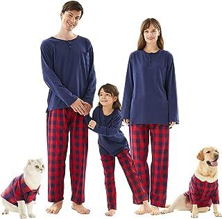 Conjunto de pijama de Navidad para familias, 2 piezas, a jue