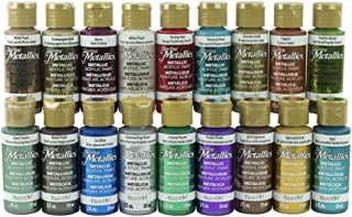 Best acrylic metallic paints Reviews