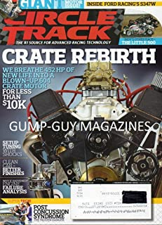 CIrcle Track Advanced Racing Technology October 2012 CREATE REBIRTH: WE BREATHE 452 HP OF NEW LIFE INTO A BLOWN-UP 604 CRATE MOTOR FOR LESS THAN $10K Giant Motor Issue