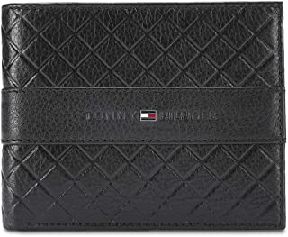 Tommy Hilfiger Black Men's Wallet (TH/COLBYGCW01)