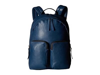 ECCO Casper Small Backpack (Retro Blue) Backpack Bags