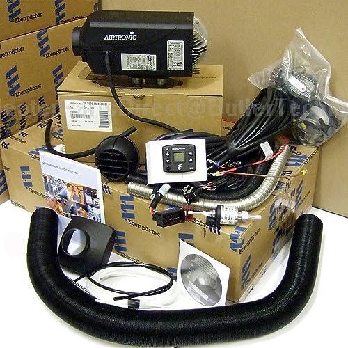espar parts amazon com eberspacher espar airtronic d2 air heater 12v diesel 80110003 control 292199018017 e8017