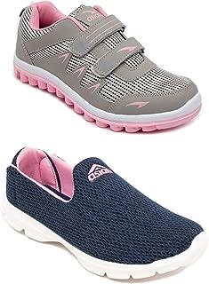 ASIAN Women's Mesh Lightweight Running Sports Shoes (UK-6) Blue
