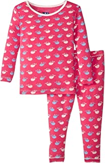 pink whale pants