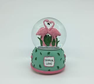 Colorful Crystal Ball Glass Music Box Creative Forever Love Gifts Snow Globe Ball