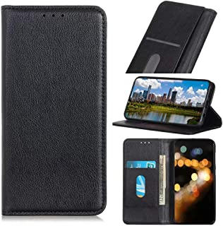 Wuzixi Case for Oppo Reno5 5G. Anti-Scratch, Flip Case Side suction Kickstand Feature Card Slots Case, PU Leather Folio Co...