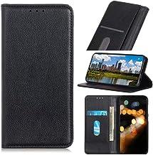 Wuzixi Case for Nokia 4.2. Anti-Scratch, Flip Case Side suction Kickstand Feature Card Slots Case, PU Leather Folio Cover for Nokia 4.2.Black