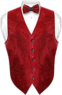 Best red sparkly vest Reviews