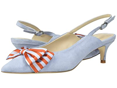 Cupcakes and Cashmere Jevlyn Pump (Azure) Women