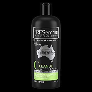 TRESemmé Shampoo Cleanse & Replenish Deep Cleansing with Multi Vitamin, 900ml(Packaging May Vary)