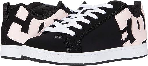 Black/Super Pink