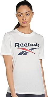 Reebok womens Reebok Identity BL Tee T-Shirt