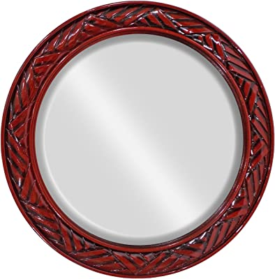 Majik Wall Mirror For Home Décor And For Basin Mirror Pack Of 1 (Code 2)