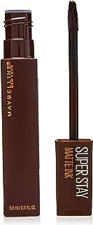 Batom Líquido SuperStay Matte Ink Coffee Espresso Enthusiast, Maybelline, Espresso Enthusiast