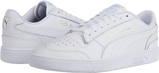Puma White/Puma White/Puma White